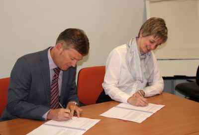 INSEVA signing at NPL