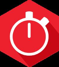 pyro tag clock icon